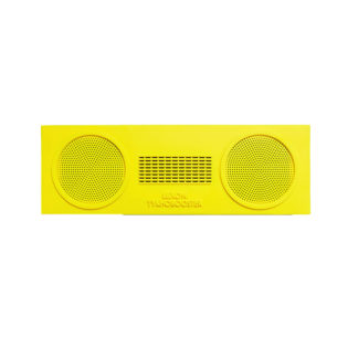 Lexon Tokho Booster in Yellow LEXLA101
