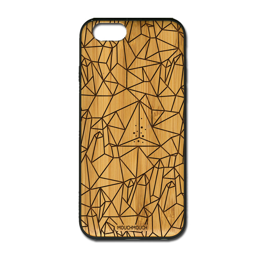 Mouch Mouch Paper Crystals iPhone 6 Case