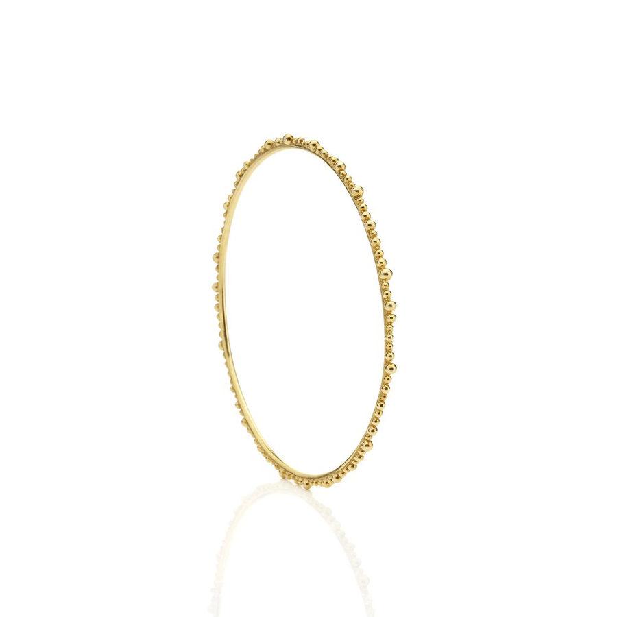 Huffy Klio Bracelet Yellow Gold