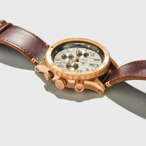 Nixon - 48-20 Chrono Leather 48mm