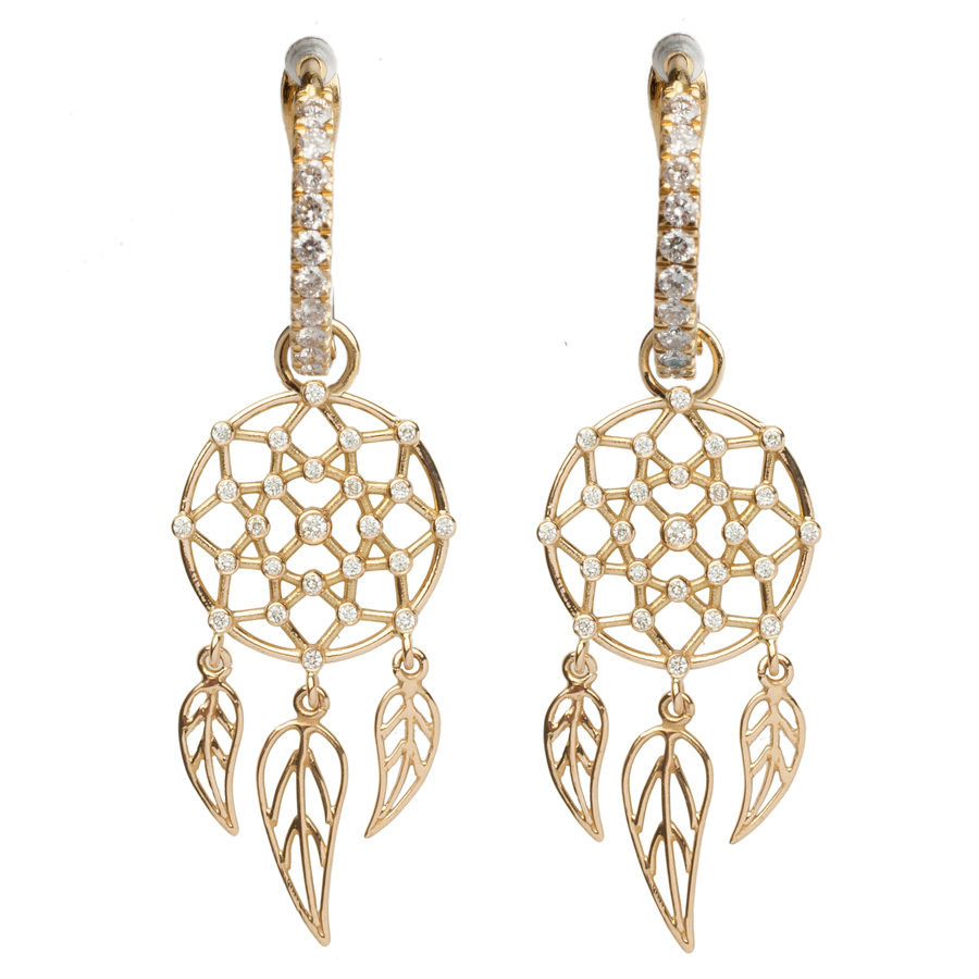 Dolly Boucoyannis Separate Dreamcatchers Earrings DBDCE01