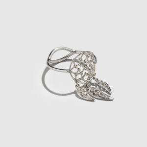 DOLLY BOUCOYANNIS-Dreamcatchers Chevalier Ring