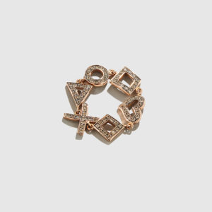 DOLLY BOUCOYANNIS-Expanding Universe Ring