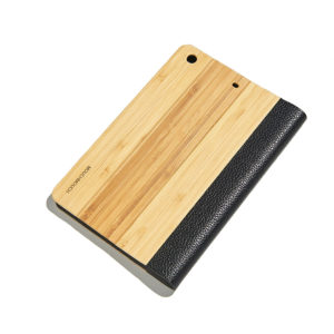 Mouch Mouch iPad Wooden Case