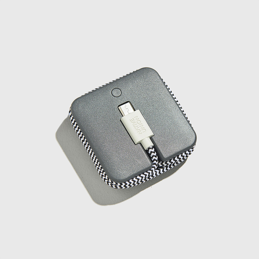 NATIVE UNION-Jump Cable-Lighting-Slate-V2