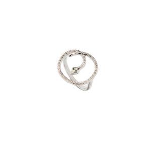 Ileana Makri Lucky Snake Ring