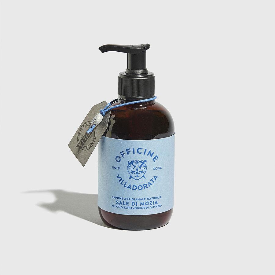 VILLADORATA-MOTHYA SALTS LIQUID SOAPS