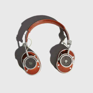 MASTER & DYNAMIC-MH40 Over Ear Headphone Gunmetal