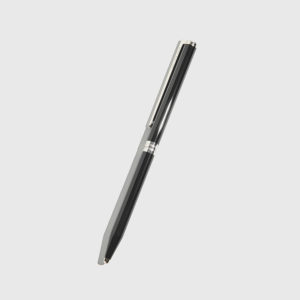 S.T.DUPONT-Palladium Finish Natural Lacquer Ballpoint Pen