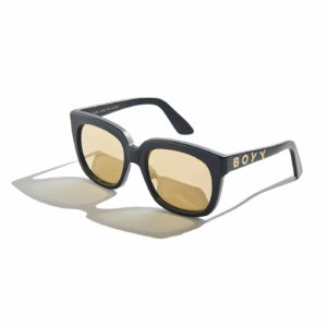 BOYY Clark Black Sunglasses