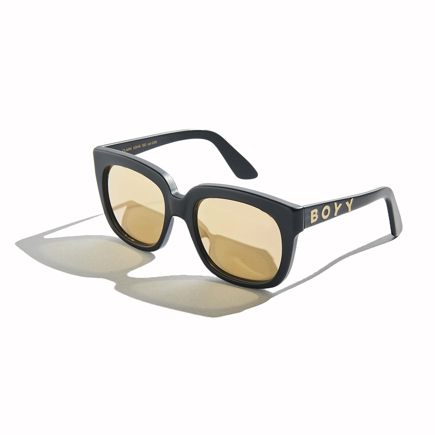 e72193aab76f Clark Black Sunglasses - i-D Concept Stores