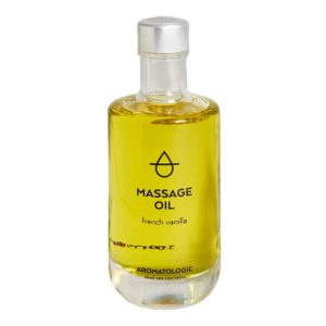 Aromatologic French Vanilla Massage Oil