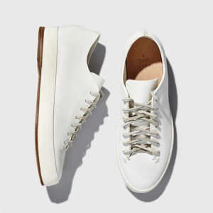 Feit - Hand Sewn Low Semi Cordovan Men Sneakers