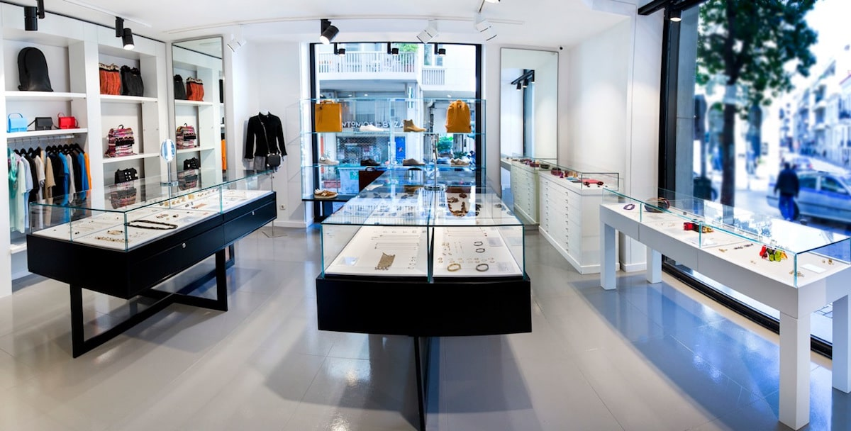 iD-ConceptStores in Athens