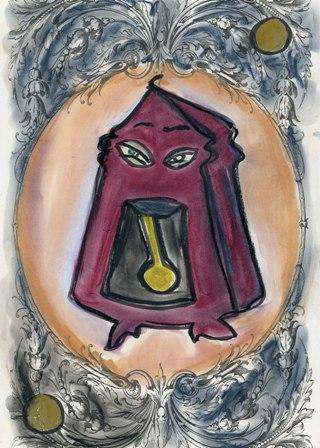 Lydia Venieri-The-Clock
