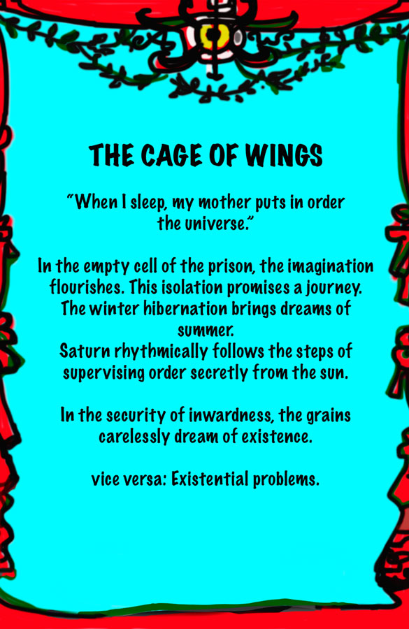 The Cage of Wings