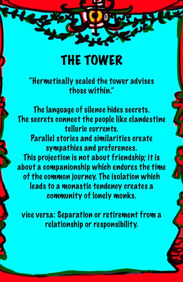 Lydia Venieri-The Tower