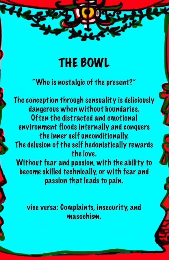 Lydia Venieri The Bowl