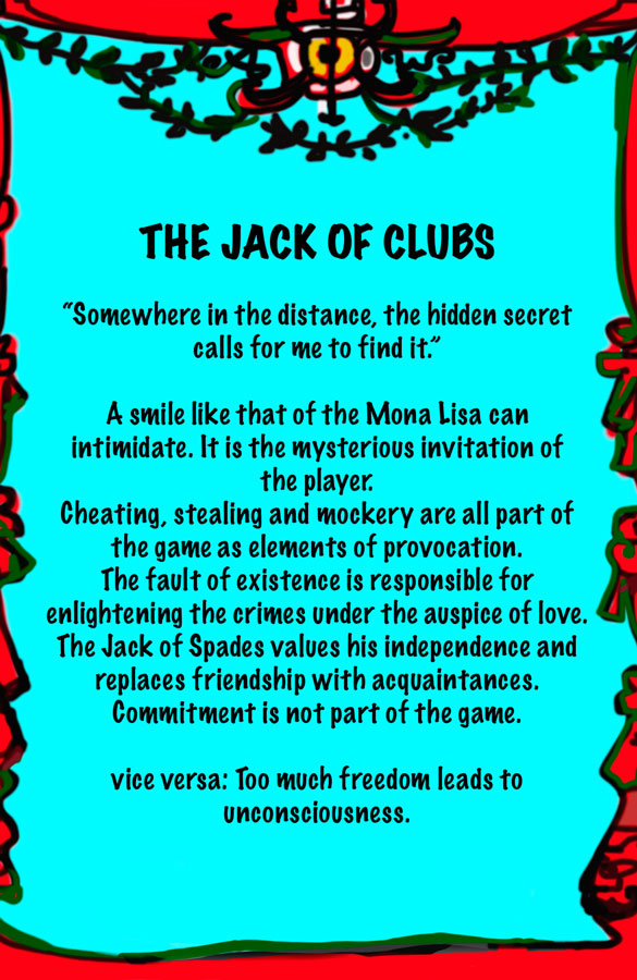 Lydia Venieri The Jack of Clubs