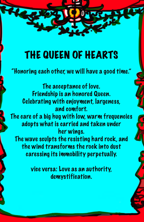 Lydia Venieri The Queen of Hearts