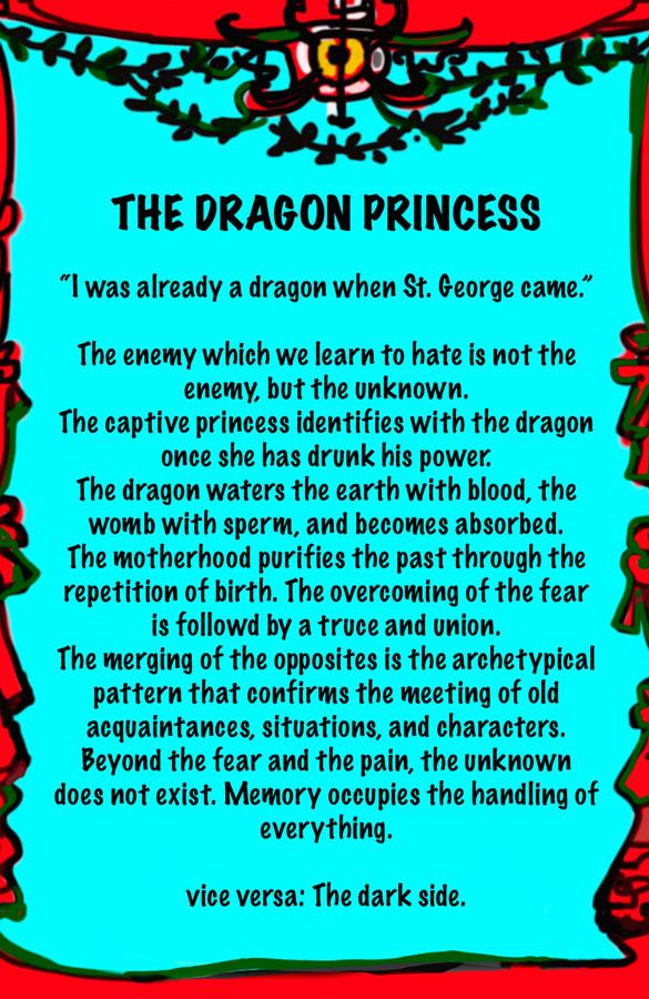 Lydia Venieri- The Dragon Princess