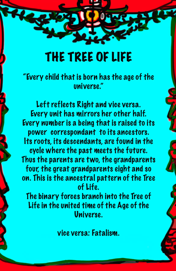 Lydia Venieri-The Tree of Life