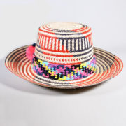 SinuArt - Wayuu Multi Red Hat