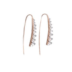 Sophia Kokosalaki Meteorfall Antique Earrings
