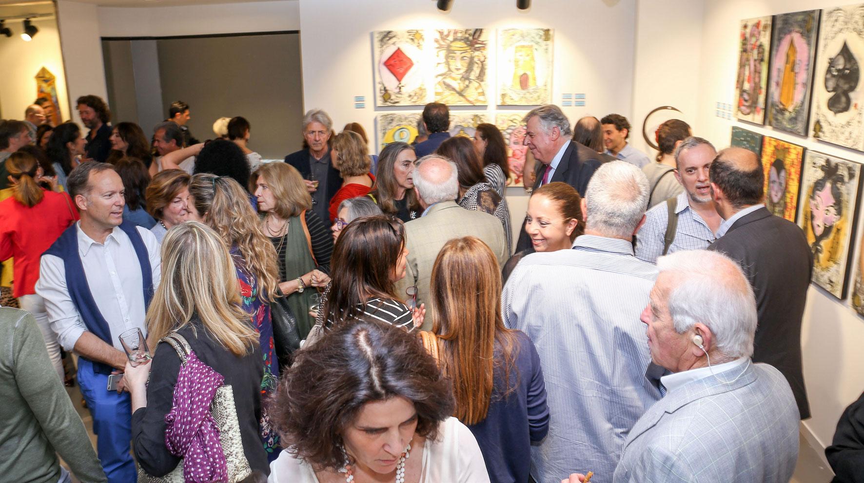 i-D ProjectArt Lydia Venieri Exhibition