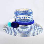 sINUaRT – Wayuu Multi Blue Hat (3)