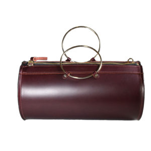Future Glory Rockwell Merlot Duffle Bag