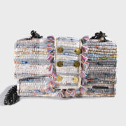 Kooreloo - New Yorker Multi Light Fabric Bag