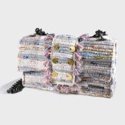 Kooreloo – New Yorker Multi Light Fabric Bag (2)