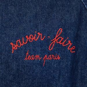 Maison LAbiche - Manufacture Teddy Jacket