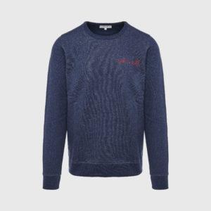 Maison Labiche - RocknRoll Bluenuitchine Sweatshirt1