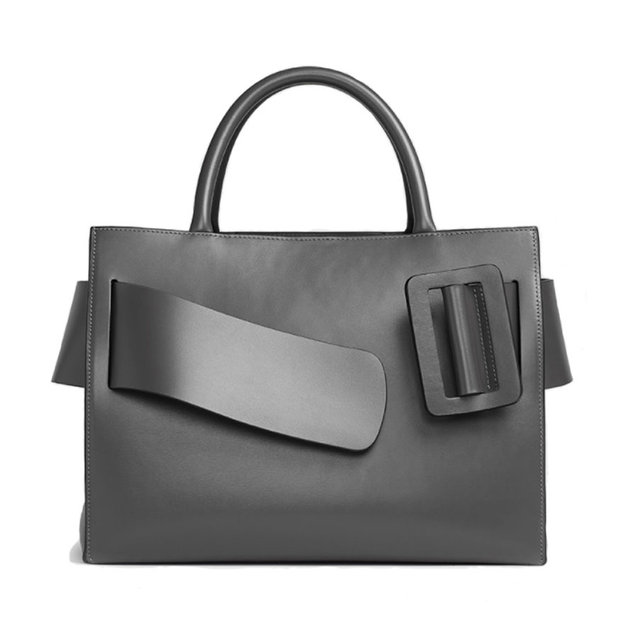 Boyy Bobby Plomb Bag Grey