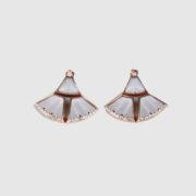 Ioanna Souflia - Adoucissement Rose Gold Earrings