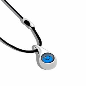 Minas Eye Level Silver Pendant