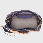 boyy – Devon Suede Viola Handbag (3)