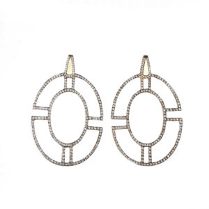 Polina Ellis Byzantium Earrings