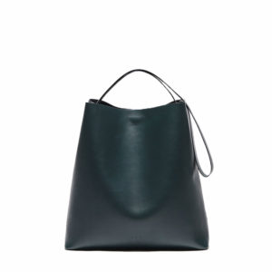Aesther Ekme Sac Chrome Green Tote Bag