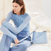 Aesther ekme – Mini Sac Sky Blue Tote Bag5