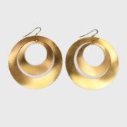 Antonia Karra - Kate Silver earrings
