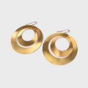 Antonia Karra – Kate Silver earrings