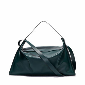 Aesther Ekme Duffel Chrome Green Tote Bag
