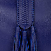Grace World – Bohbo Midi Hobo Leather Midnight Blue Bag (6)