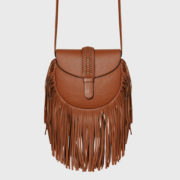 Grace World - Gamine Extra Strap Tabac Leather Bag