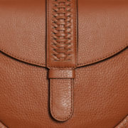 Grace World – Gamine Extra Strap Tabac Leather Bag (4)