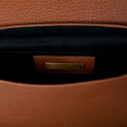Grace World – Gamine Extra Strap Tabac Leather Bag (5)