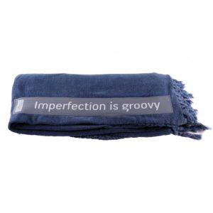 Imisi Zippi Blue Towel